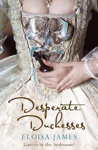 book cover of Desperate Duchesses