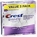 3-Pack Crest 3D White Brilliance Toothpaste