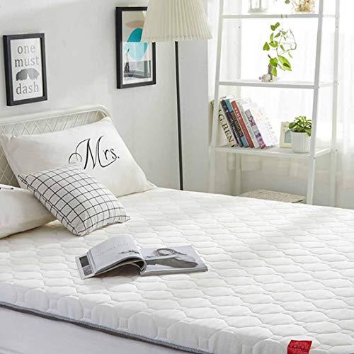 Giyl dubbele matras, microvezel, dikte 10 cm, voor slaapkamer, 1,5 x 2,0 m