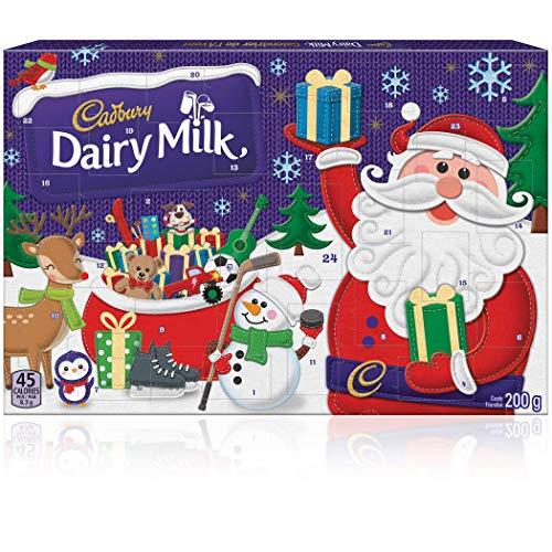 Cadbury Dairy Milk Advent Calendar, 200g