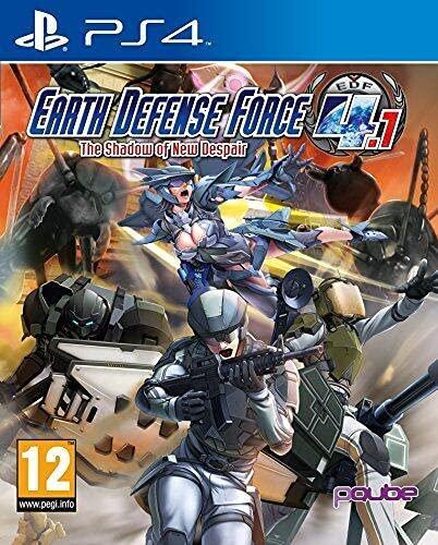 Earth Defense Force 4.1: The Shadow Of New Despair [Importación Francesa]