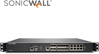 Sonicwall NSA 6600 - Security Appliance (01SSC3820) Category: Security Appliances