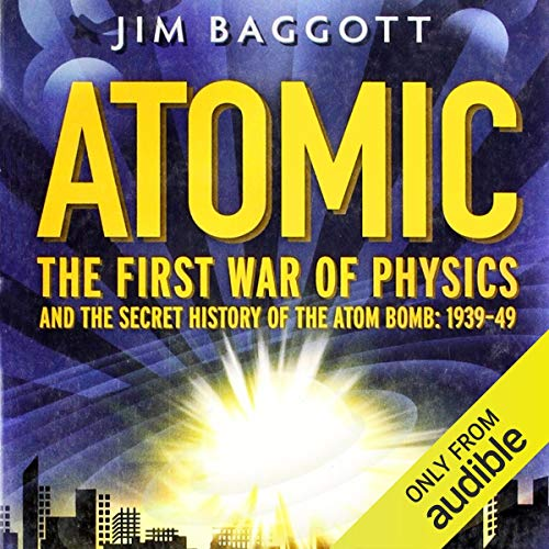 First War of Physics audiobook cover art