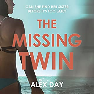 The Missing Twin audiobook cover art