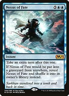 nexus of fate foil