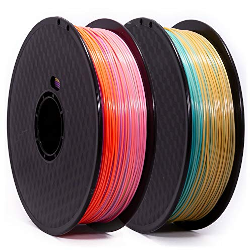 PLA Premium Marble Wahao 1KG/1.75 mm – Filament for 3D Printer, ARC EN CIEL, 1