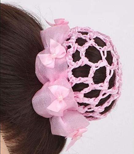 Dutt-Netz, für Mädchen, für Tänzerin, Ballett, Gymnastik, Haarknoten