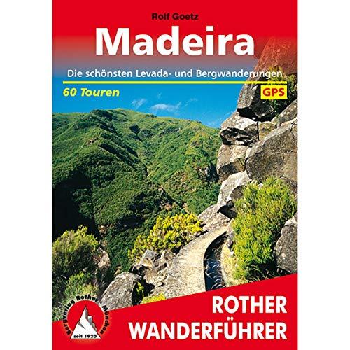 Rother Madeira Wanderführer Reiseführer
