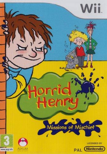 Horrid Henry (Wii) [Import anglais]