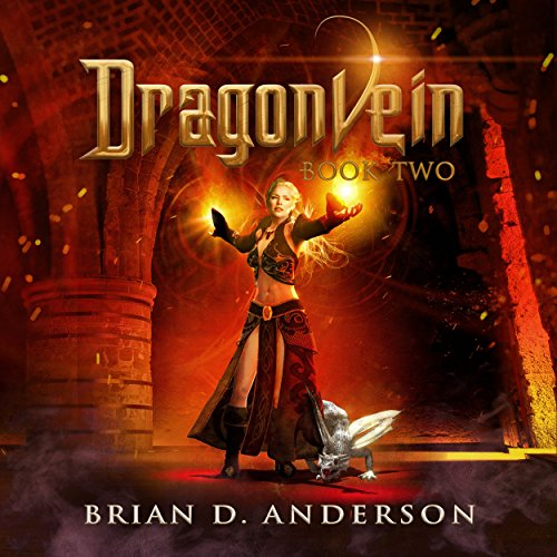 Dragonvein: Book Two audiobook cover art