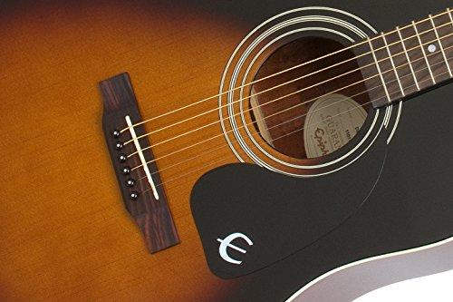 Epiphone DR-100 - Guitarra acústica, color vintage sunburst