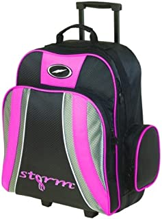 one ball bowling bag with wheels