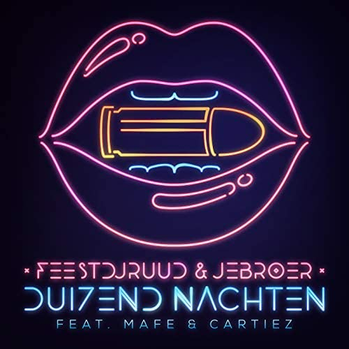 FeestDJRuud & Jebroer feat. Mafe & Cartiez