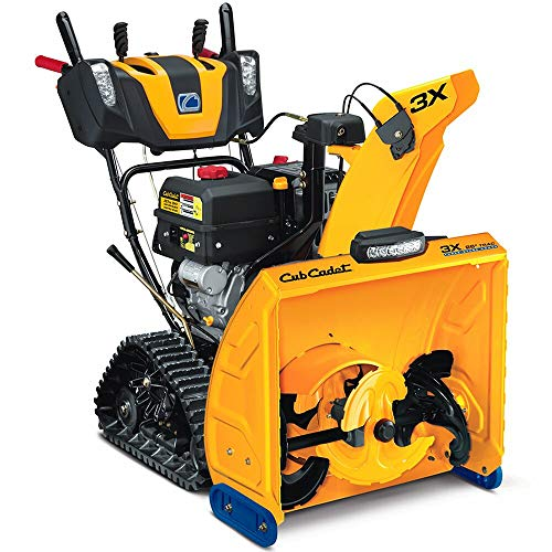 CUB CADET 3X (26') 357cc Track Drive Three-Stage Snow Blower