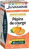 JUVAMINE - Confort Urinaire - Pépins de Courge - 30 Capsules