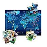 Pandemic Board Game (Base Game) | Family Board Game | Board Game for Adults and Family | Cooperative Board Game | Ages 8+ | 2 to 4 players | Average Playtime 45 minutes | Made by Z-Man Games
