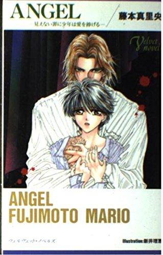 ANGEL―見えない罪に少年は愛を捧げる (ヴェルヴェット・ノベルズ)