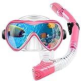Gugusure Dry Snorkel Set, Snor...