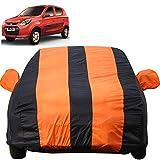 Autofact Car Body Cover for Maruti Alto 800 (Mirror Pocket ,...