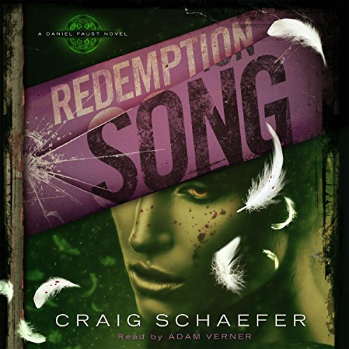 Redemption Song audiobook cover art