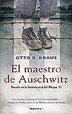 El maestro de Auschwitz (Novela)