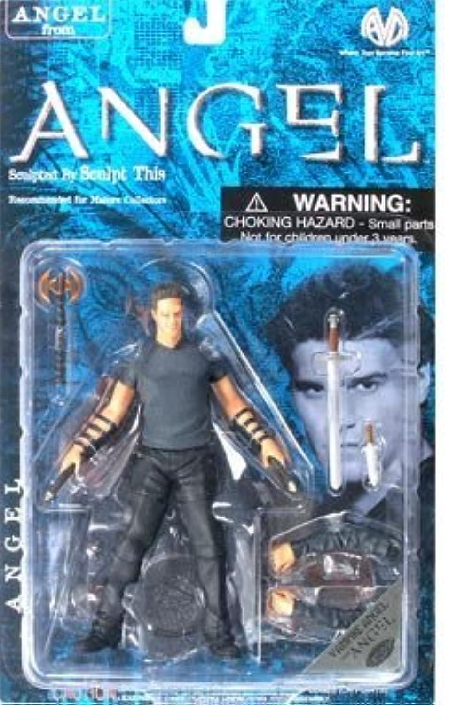 la mejor selección de Angel Angel Angel Series 1  Previews Exclusive Vampire Angel Figura by Buffy the Vampire Slayer  Disfruta de un 50% de descuento.