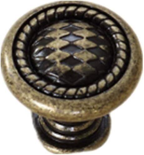 YKAMM Metal Drawer Handle - Furniture Door Antique Gifts Decora Safety and trust