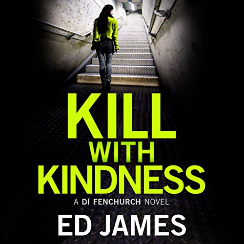 Kill with Kindness audiobook cover art