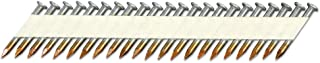 Hitachi 17126 2-1/2-Inch x 0.131-Inch Smooth Shank-Heat Treated Brite Basic Paper Tape Strap Tite Nails, 2500-Pack