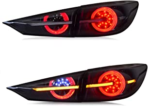 Win Power Mazda 3 Daytime Running Lights Waterproof DRL Fog Lamp Kit for 2014 2015 2016 Axela with Error-Free Canbus 1 Year Warranty. 1 Pair