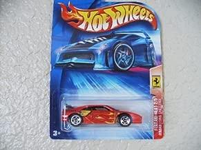 Hot Wheels 2004-129 Ferrari Heat 2/5 F355 Challenge RED 1:64 Scale 5SP Wheels