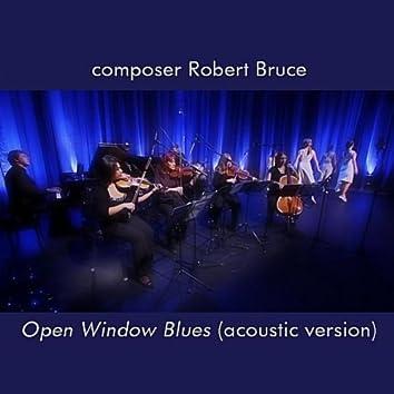 Open Window Blues (acoustic version)