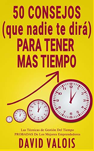 Libro y ebook sobre gestión del tiempo