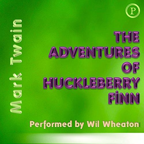 The Adventures of Huckleberry Finn [Phoenix Books Edition] audiobook cover art
