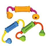 <span class='highlight'>Rosewood</span> Cyber Rubber Dental Roller With Rope for puppies or <span class='highlight'>small</span> dogs, colours may vary