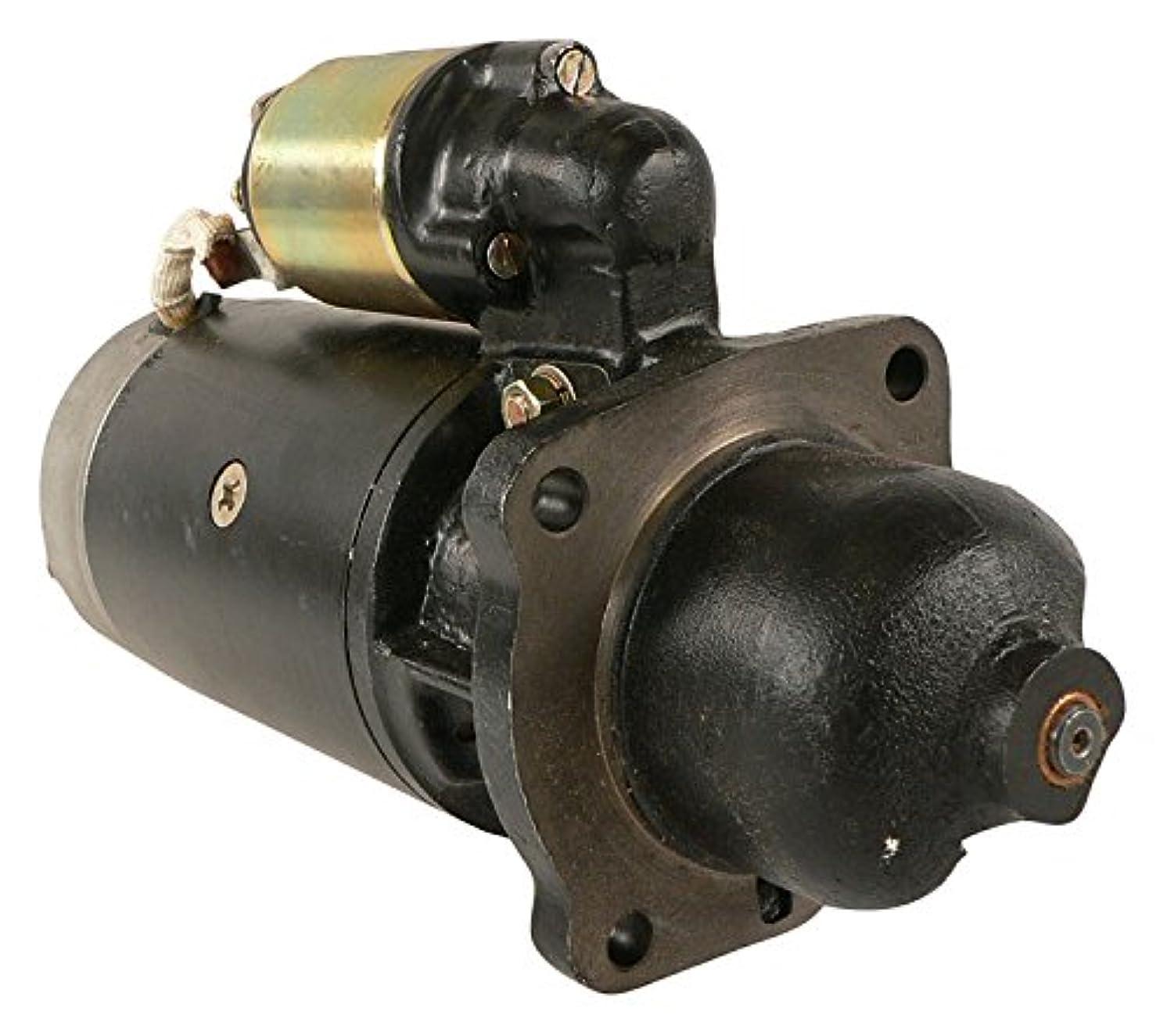 DB Electrical SBO0005 New Starter For Fuchs,Iveco,Marine 24 Volt, F3L911, 118M Excavator W F6L912 Deutz 1975-1986, Khd With F3L911 F6L911 F4L911 F3L912 01173241-9 1173241 BSR913X IS0491 MS386 4-6956