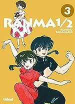 Ranma 1/2 - Édition originale - Tome 03 de Rumiko Takahashi