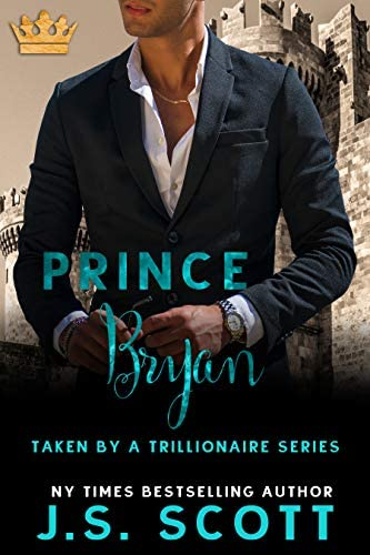 Prince Bryan Taken By A Trillionaire product image