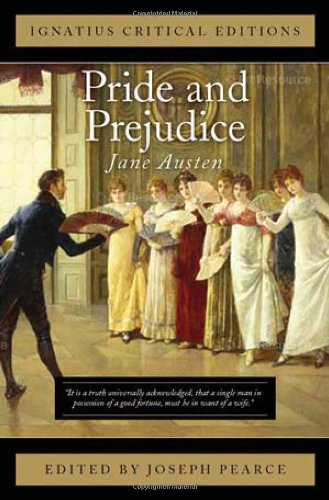 Compare Textbook Prices for Pride and Prejudice: Ignatius Critical Editions First Edition ISBN 9781586172633 by Austen, Jane
