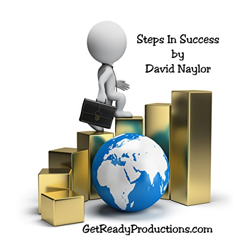 Steps in Success audiobook cover art