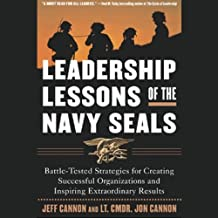 Leadership Lessons of the Navy Seals