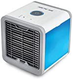 Sankirtan Air Cooler Portable Mini Air Conditioner Fan Personal Space Cooler with Led Light The...