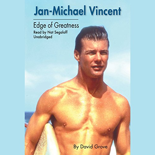 Jan-Michael Vincent audiobook cover art