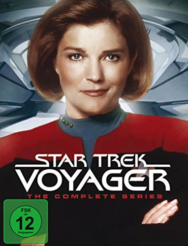 Star Trek - Voyager: Complete Boxset (48 Discs)