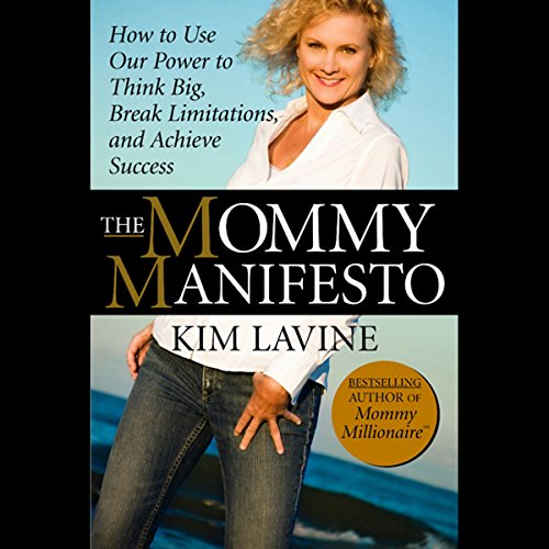 The Mommy Manifesto audiobook cover art