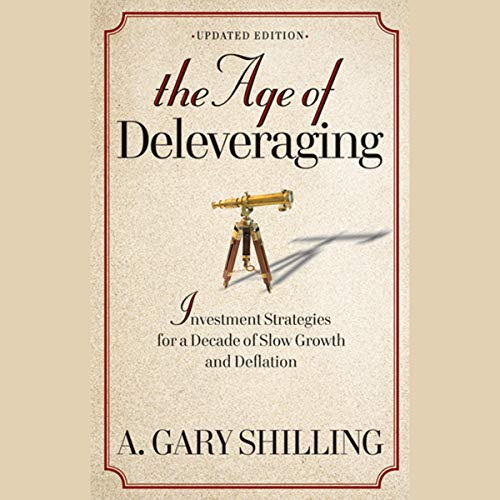 The Age of Deleveraging  By  cover art