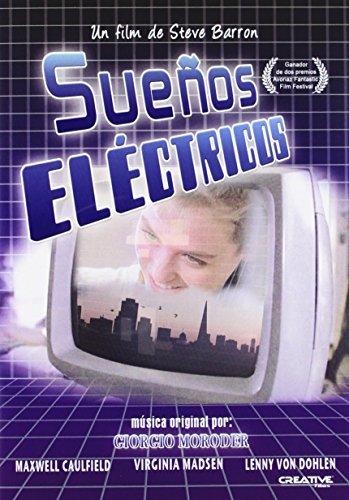Sueños Electricos DVD 1984 Electric Dreams
