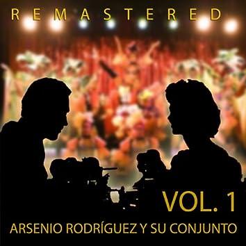 Arsenio Rodríguez y Su Conjunto Vol. 1 (Remastered)