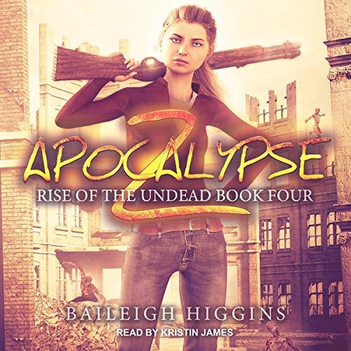 Apocalypse Z, Book 4 cover art