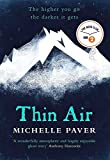 Thin Air: The most chilling and compelling ghost story of the year - Michelle Paver